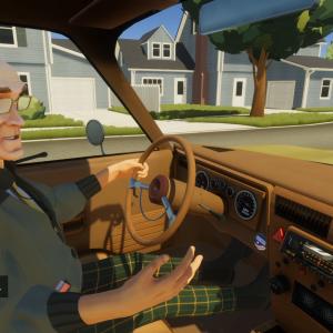Hitchhiker Screenshot